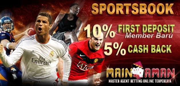 Keuntungan Main Judi Bola Online