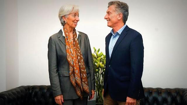 El FMI ve posible un encuentro entre Lagarde y Macri en la ONU