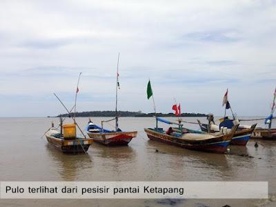 kampung nelayan ketapang lampung selatan