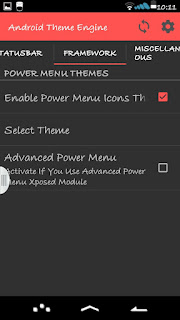 android theme engine xposed module user interface
