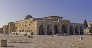 Notre Dame kan rualin Al-Aqsa mosque lo kang ve!