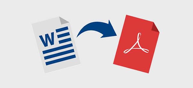 Cara Convert File PDF ke Word di Android