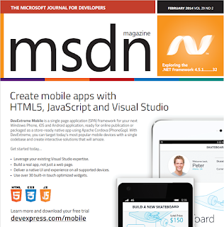 Create mobile apps with HTML5 Java Script And VisualStudio