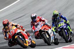 Masih Bersaing Di MotoGP, Marquez Tak Akan Bisa Jadi Teman Rossi Dan Dovizioso