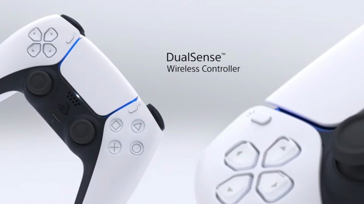 Sony PlayStation 5 Dual-sense Controllers
