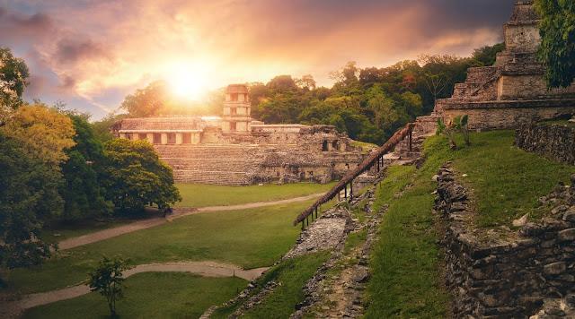 Turismo Chiapas palenque