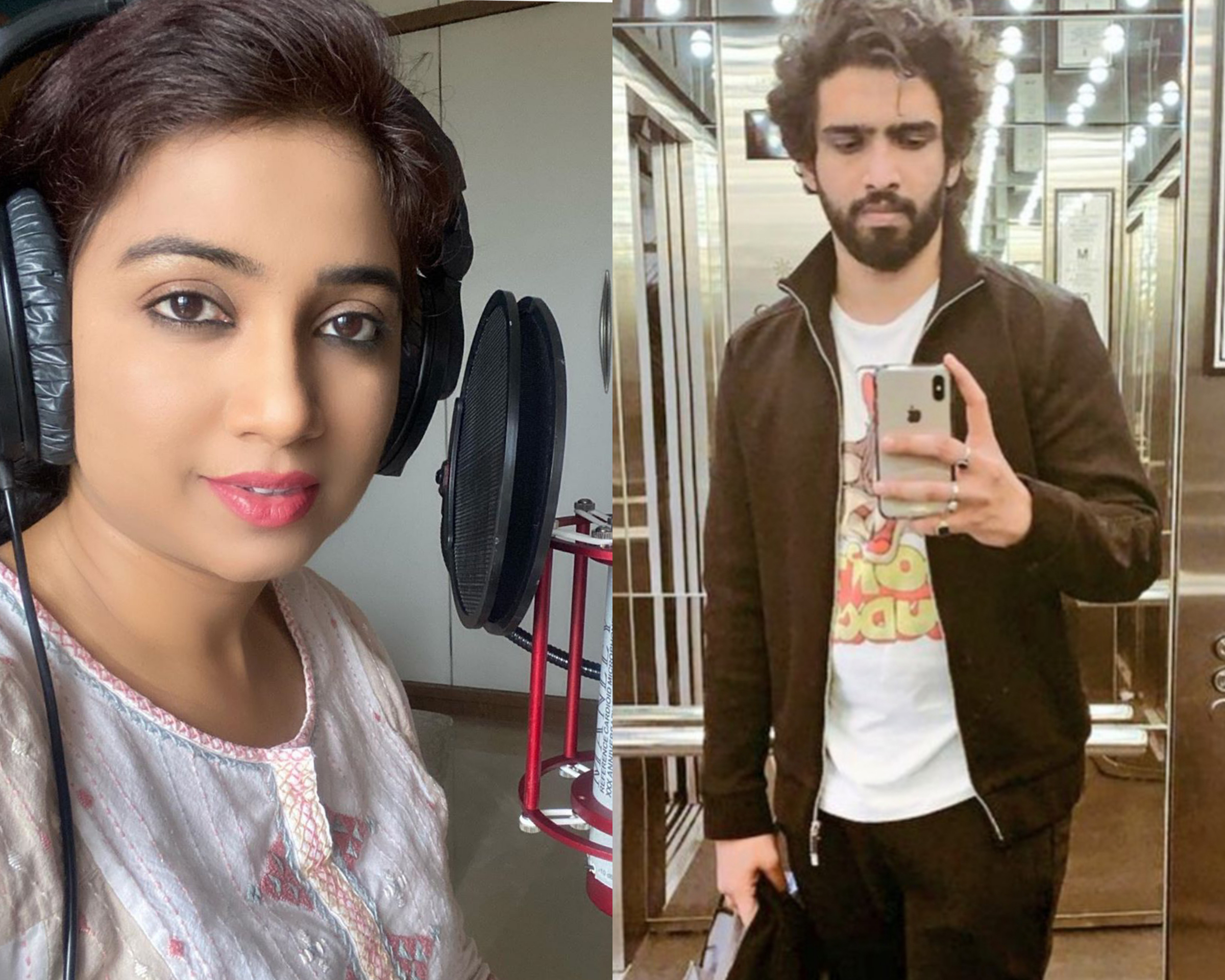 Amaal Mallik On His Track In Saina With Shreya Ghoshal It Will Inspire And Make You Fall In Love With Yourself