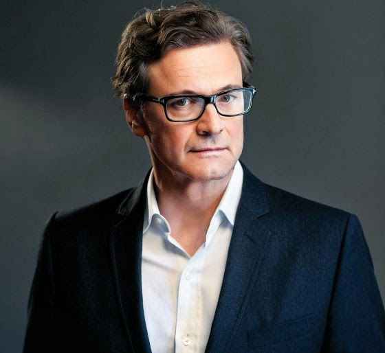 Colin Firth perde dente durante filmagens!