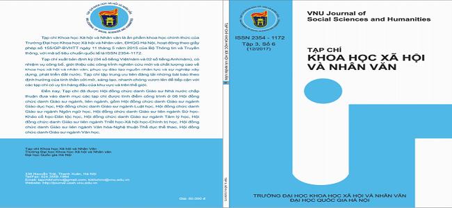 Phát triển các tạp chí khoa học xã hội ở Việt Nam theo chuẩn quốc tế