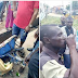 Man Who Uses Urine To Wash Cucumbers In Owerri Caught * (Photos)