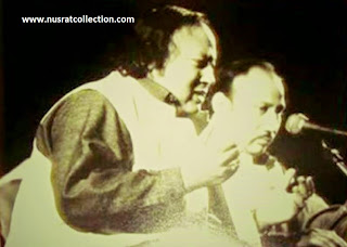 Lyrics Le Ke Aya Hon Mein Kuch Qawali Ustad Nusrat Fateh Ali Khan