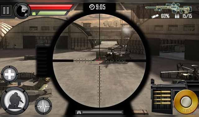Modern Sniper Game Android Ringan HD
