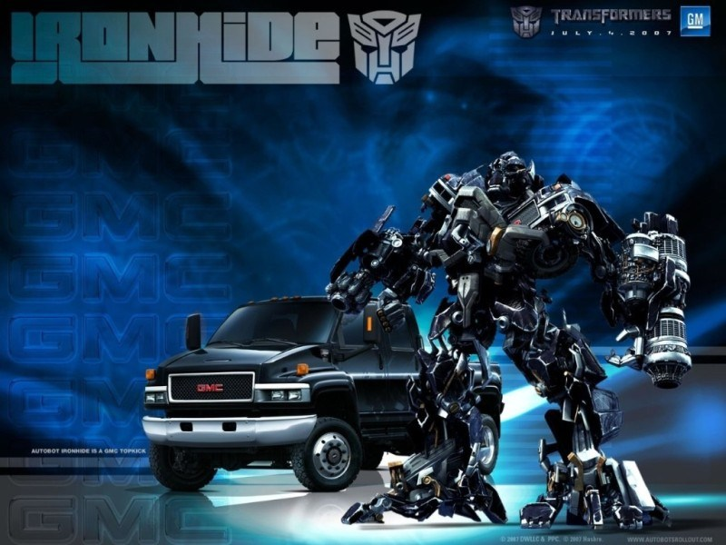 The Gmc Truck In Transformers