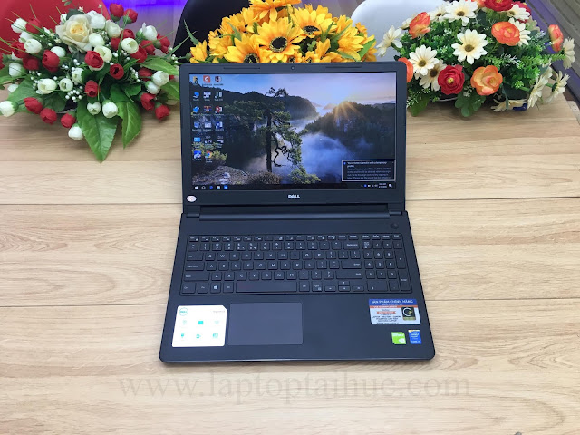 Dell N3558 i5 5200u-4Gb-15,6''-GT920