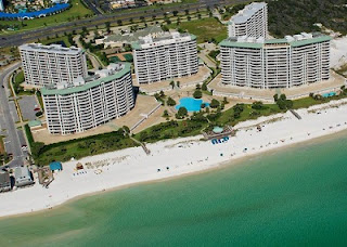 Destin FL Condo Vacation Rental, Silver Shells
