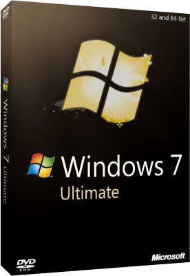 Windows 7 SP1 Ultimate multilenguaje activado marzo 2020 poster box cover