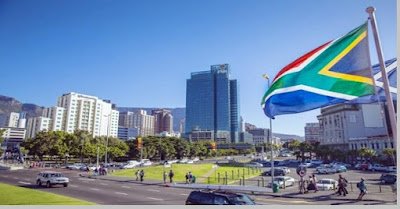 Profil negara Afrika Selatan (South Africa)