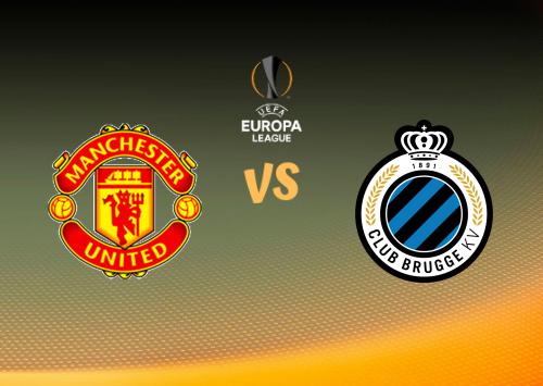 Manchester United vs Brujas  Resumen y Partido Completo