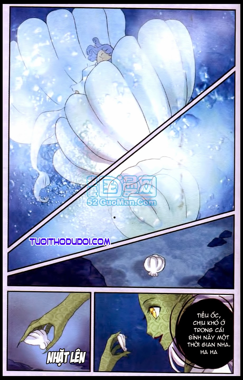 Ngư Tổ Thần Châu Chap 20 - Next Chap 21