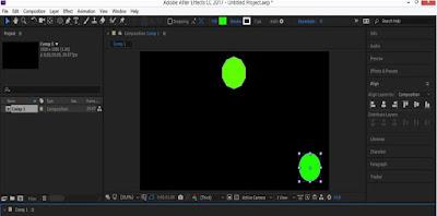 طريقة عمل موشن جرافيك على برنامج After Effects