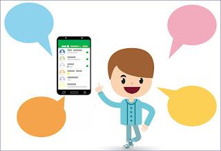 5 Aplikasi Chatting paling populer