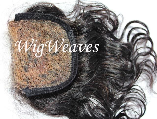 Custom Made Closure w/Arjuni Hair