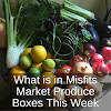 What I Received In My Misfits Market Produce Box for the week of 7/8