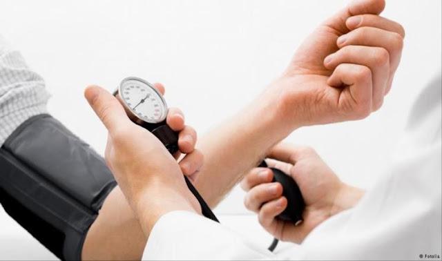 مسببات ضغط الدم