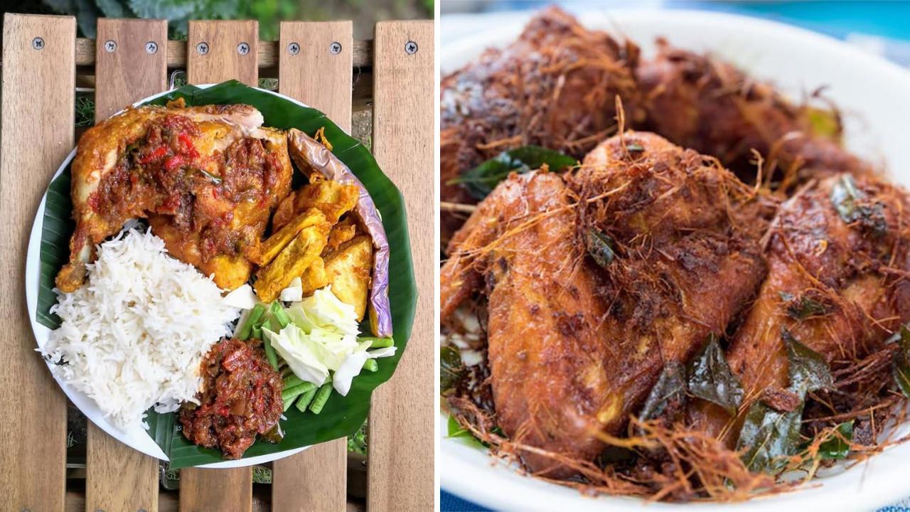 resepi ayam penyet dan ayam berempah