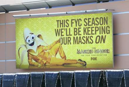 This FYC season Masked singer s3 billboard