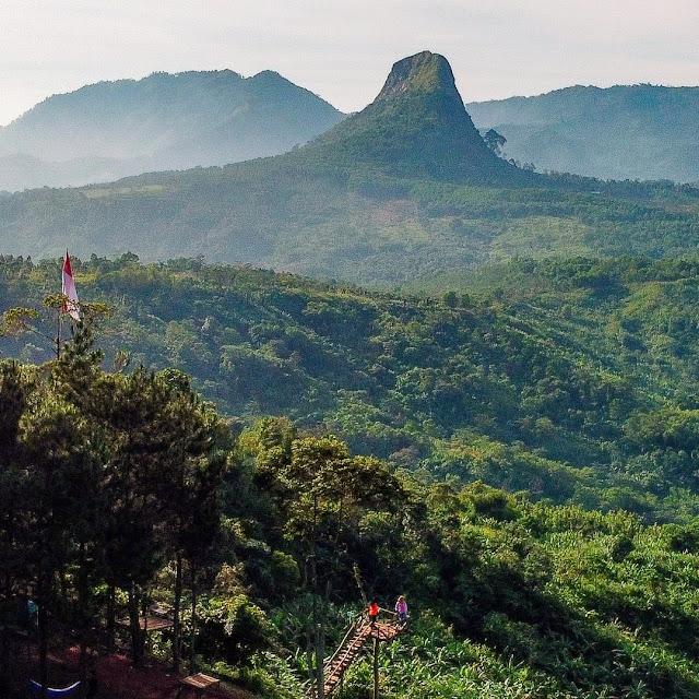 Harga Camping di Jajar Gunung Kinayungan Bogor