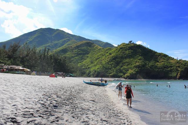Nagsasa Cove Itinerary