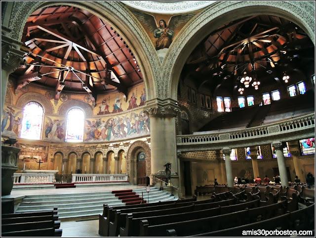 Altar Stanford Memorial Church