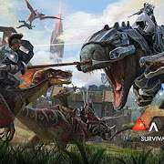 Ark Survival Evolved Mod Apk V1.1.12 (Unlimited Amber)