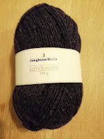 TinklkniT Junghanswolle Landwolle marine