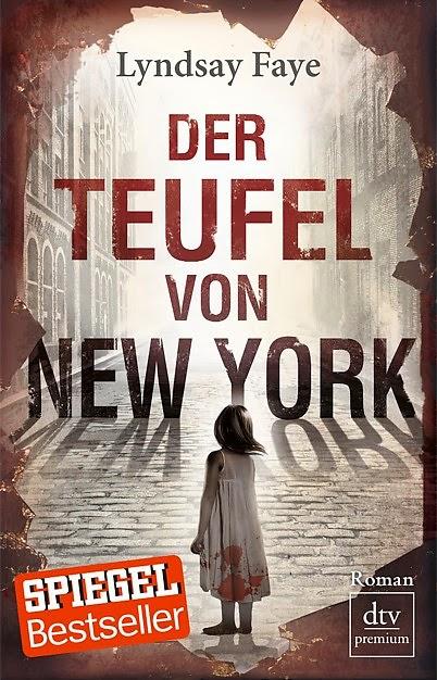 Der Teufel von New York Cover