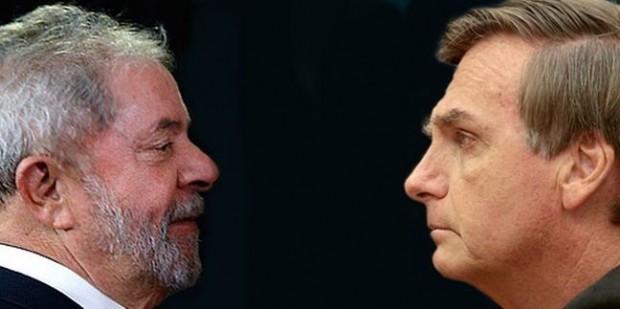 """O ex-presidente Lula afirmou que o atentado em que Jair Bolsonaro foi atingido por uma facada em Juiz de Fora, quando ainda era candidato a presidente do Brasil, """"pode ter sido forjado"""". Lula, por cegueira ideológica contra seu inimigo político, está cometendo uma grande injustiça com os profissionais (médicos, anestesistas, enfermeiros e demais profissionais que atuaram no caso). No mínimo, está dizendo que foram omissos ao participarem de uma farsa, jogando no lixo os juramentos que fizeram, além da reputação profissional de todos eles. Eu, se fosse um dos profissionais que atuou no atendimento a Jair Bolsonaro, processaria Lula por injúria e difamação. Em resposta a Lula, Bolsonaro afirmou que se o ex-presidente """" levasse uma facada, ia sair muita cachaça de dentro dele.""""  Nem nos botecos que frequentei nos meus tempos de esbórnia, as discussões eram de tão baixo nível. Pobre Brasil."""