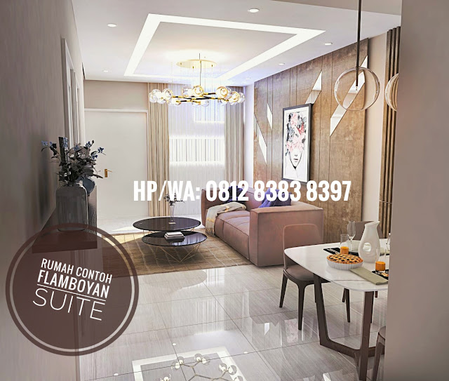 Ilustrasi Bagian Dalam Rumah Murah 500 Jutaan Dekat Simpang Pemda Medan, Diskon 40 Juta, Tipe 70, Tinggi Plafon 5,25 M