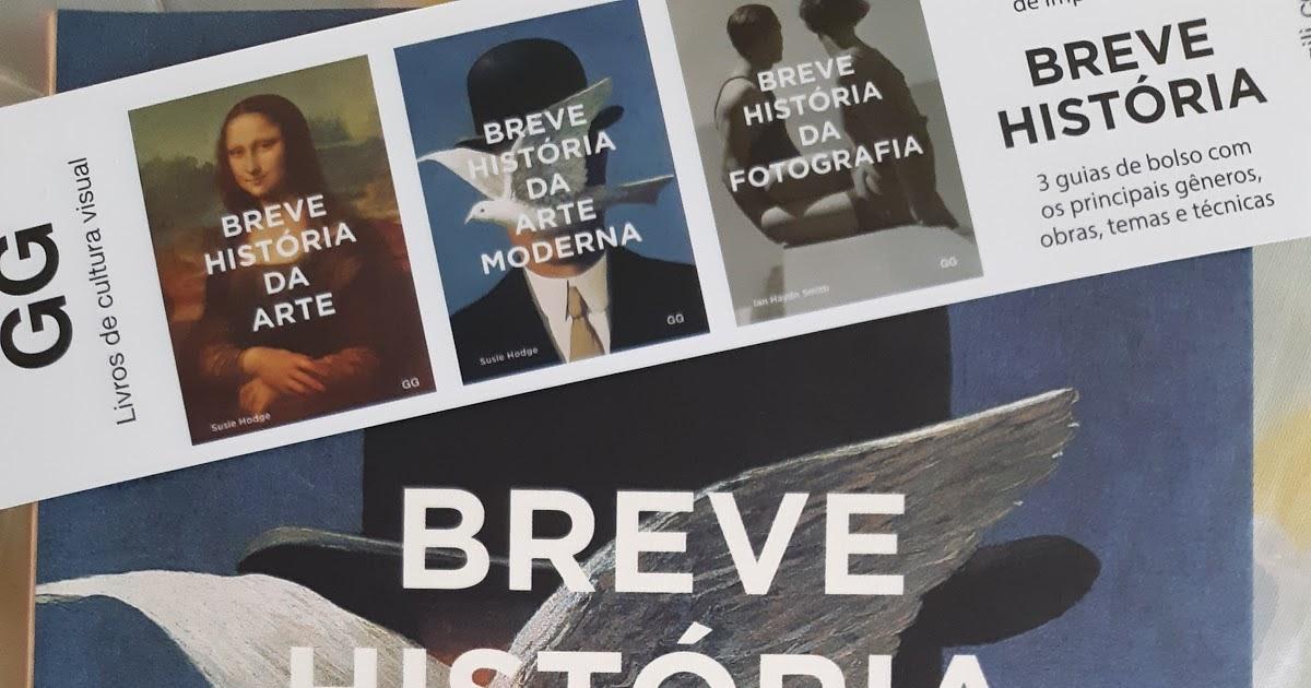 Breve História da Arte Moderna - indicação de livro