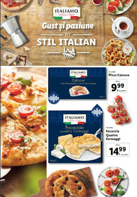 catalog lidl 25 31 mai 2020 saptamana italiana