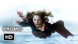 Supergirl Episódio 01 da 4° quarta temporada, hoje as 01:05 na Globo.