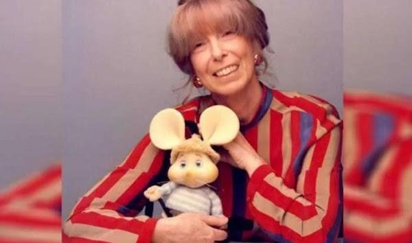 Falleció María Perego, la creadora del Topo Gigio