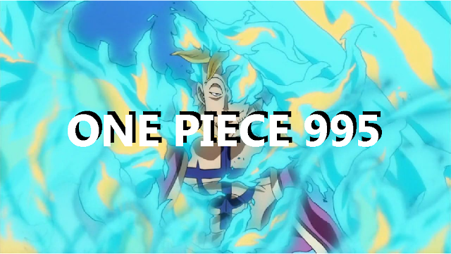 Review Manga One Piece Chapter 995