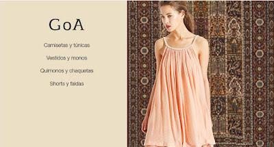 ropa GoA oferta