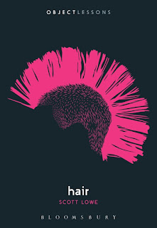 Hair by Scott Lowe book cover