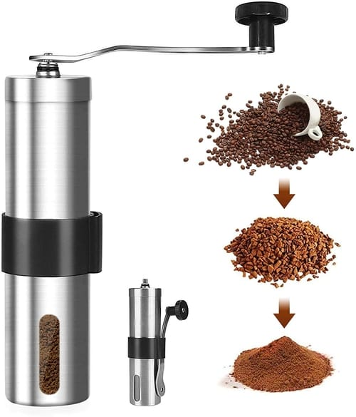 KLYDZ Manual Hand Coffee Bean Grinder