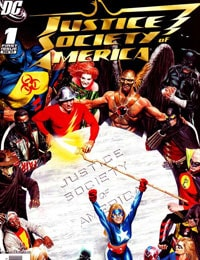 Justice Society of America (2007) Comic