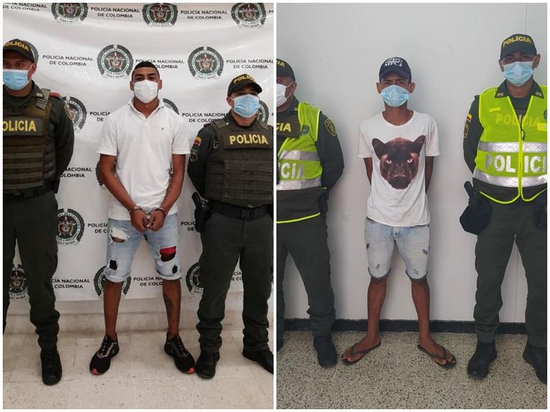 hoyennoticia.com, Capturados otros dos jíbaros en Riohacha