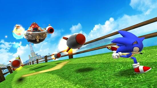 Sonic Dash Screenshot