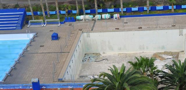 Ntc natacion canaria piscinas p blicas de canarias como for Piscina municipal puerto de la cruz